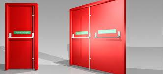 protipoziarne dvere